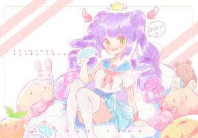 Contest Entry - Princess Ayaka San by Suna--Chan