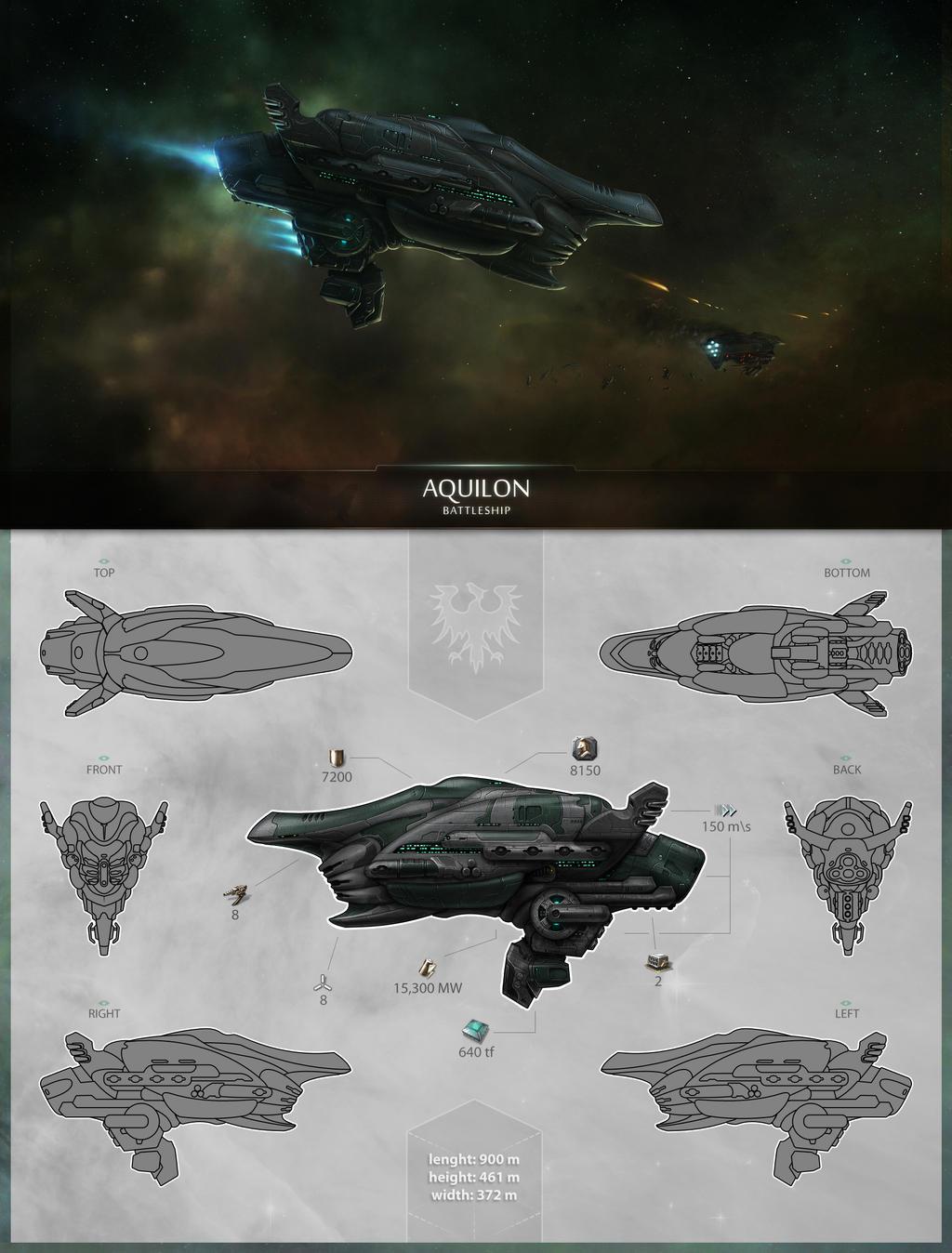 Aquilon by polarlex