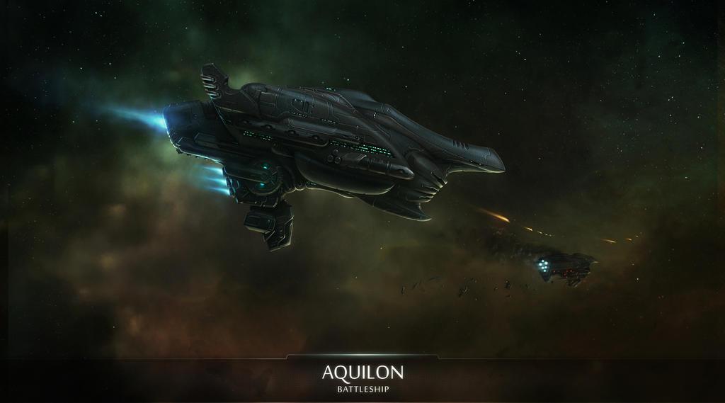 Aquilon BS by polarlex