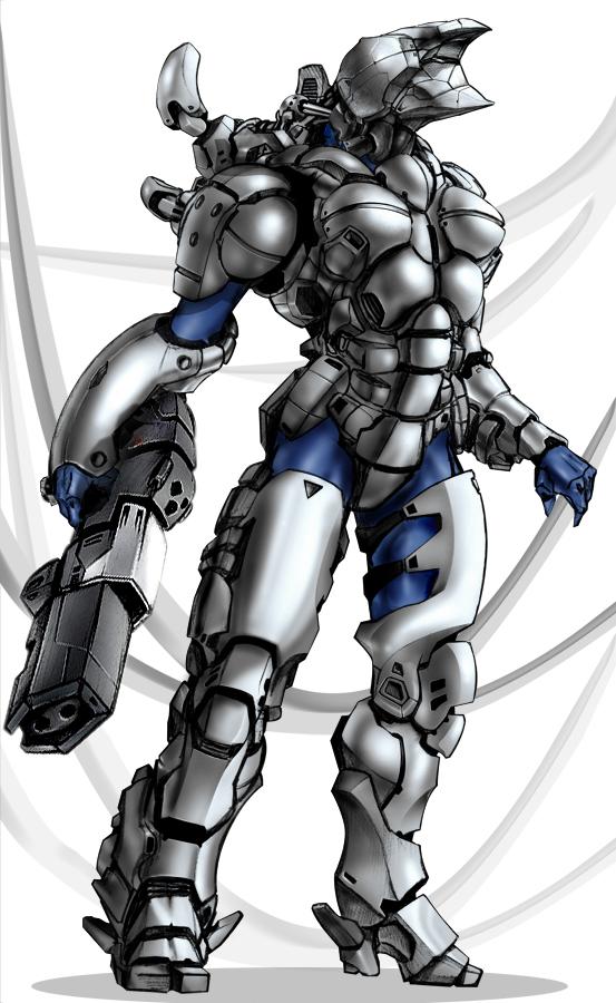 Power armor full by polarlex