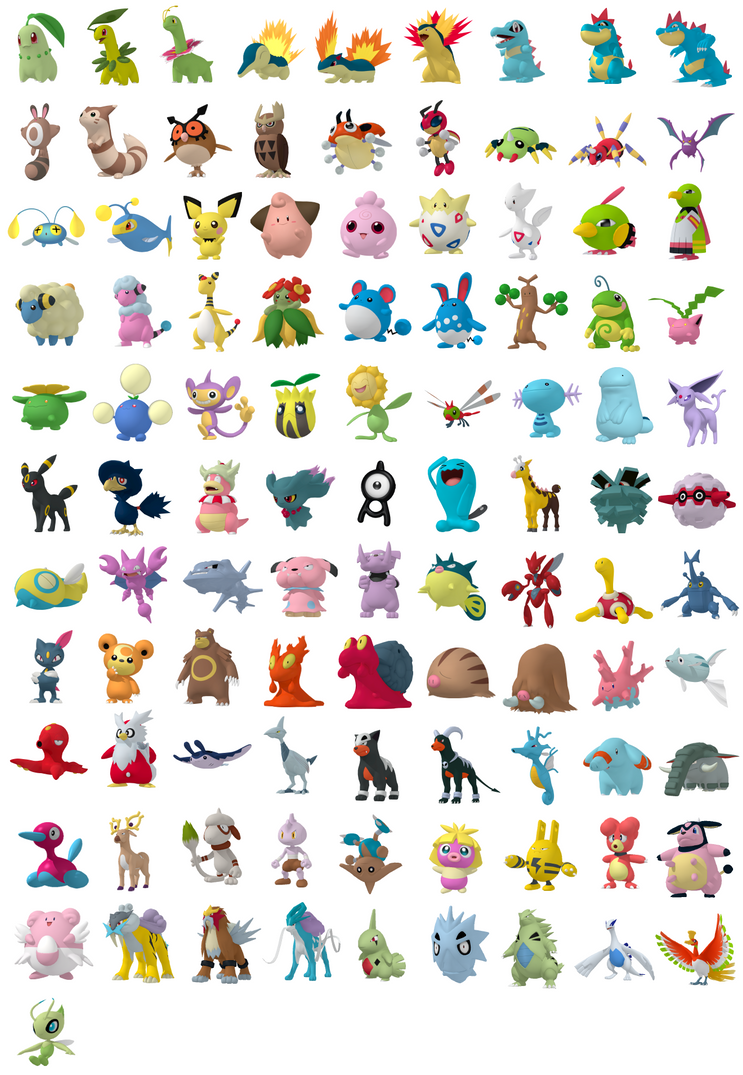 Pokemon 3d pro johto dex by krocf4 on deviantart for Going minimalist