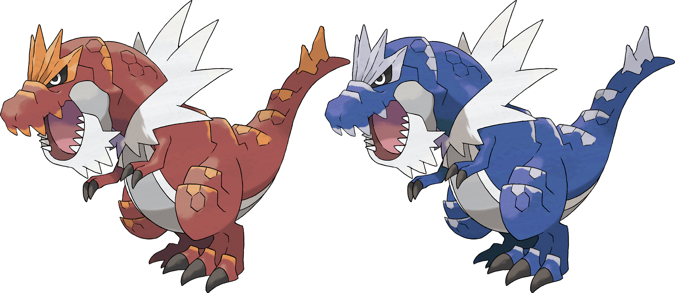 tyrantrum versus spritzee by - photo #6