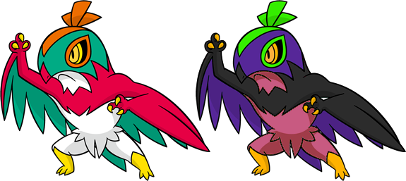 Hawlucha By KrocF4 On DeviantArt