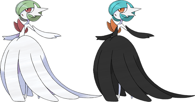 Shiny Mega Gardevoir Wallpaper: MegaGardevoir By KrocF4 On DeviantArt