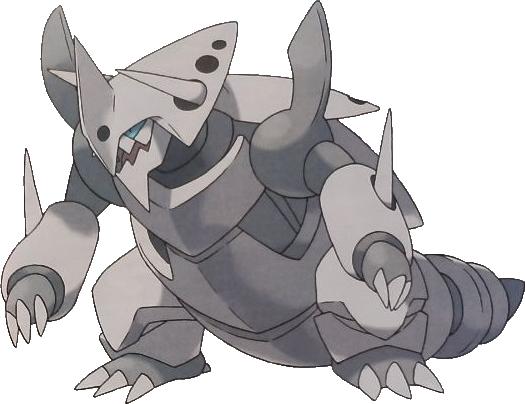Pokemon Aggron Evolution Images - 198.2KB