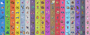 Best stats of all non-legendary/mega Pokemon by KrocF4