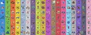 Best stats of all non-legendary/mega Pokemon
