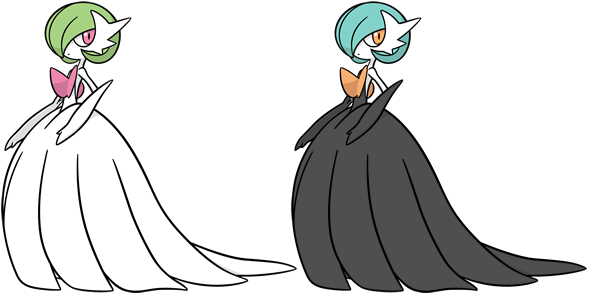 Shiny Mega Gardevoir Wallpaper: Shiny Mega Gardevoir By Sekihiro On DeviantArt
