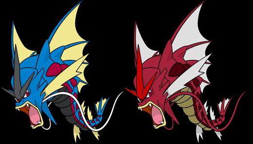 Shiny Gyarados Mega Evolution | www.pixshark.com - Images ... Pokemon Mega Red Gyarados