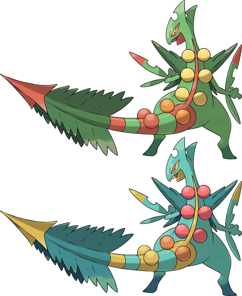 how to use rod pokemon x
