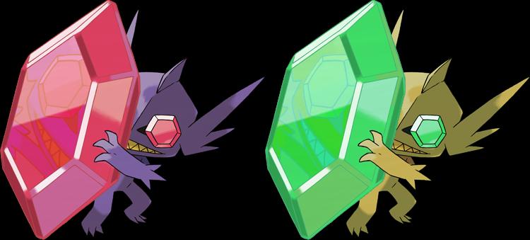 Mega sableye by krocf4 on deviantart - Pokemon tenefix ...