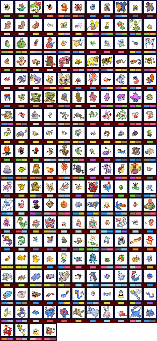 Pokemon Quartz Corna Dex by KrocF4 on DeviantArt