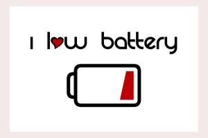 i low battery by wrongsideout