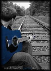 Train Tracks by TJ-AlepretePhoto