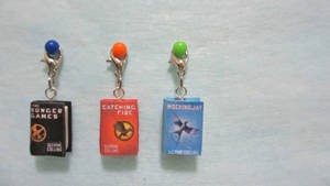 Hunger Games Keychain