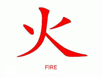 Chinese Symbol Fire By Davontewagner On Deviantart