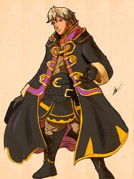 Robin MVC2 style