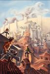 Attack on Titan: Cityscape