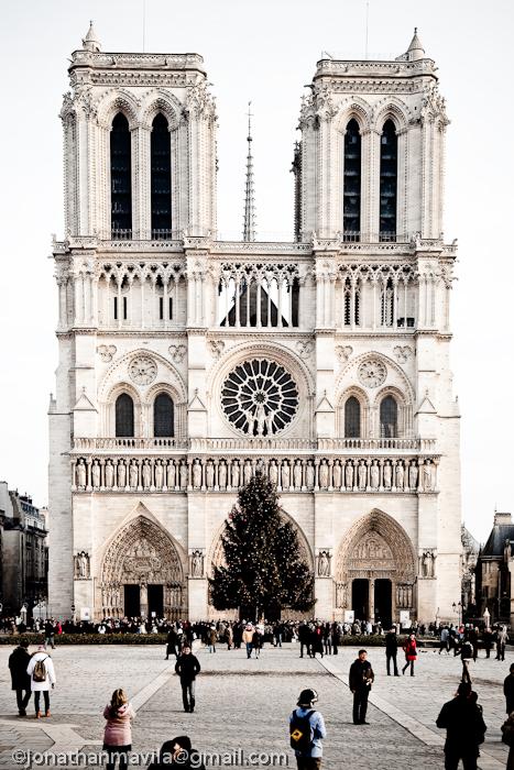 Notre Dame by jackalx84