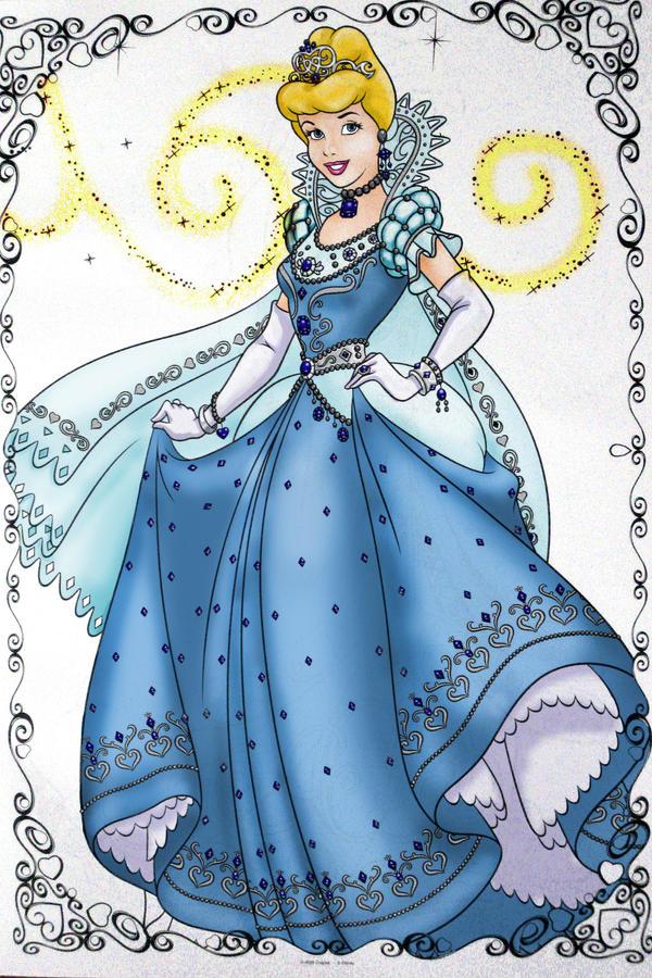 Pumpkin Princess Cinderella By Heresjoc On DeviantArt