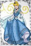 Pumpkin Princess Cinderella