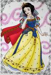 Apple Princess Snow White