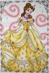 Story Book Princess Belle
