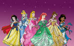 Disney Princess Parade