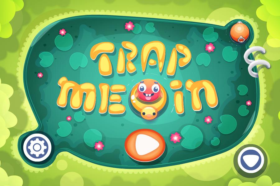Trap me in game intro design_by_najil_ayva by najil