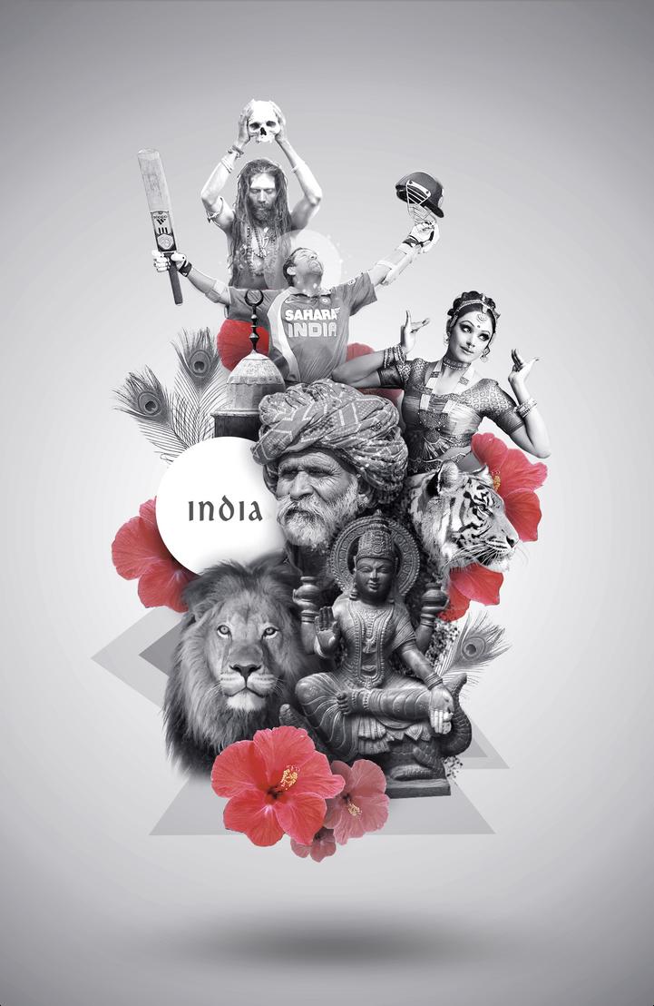 India_ by najil ayva by najil