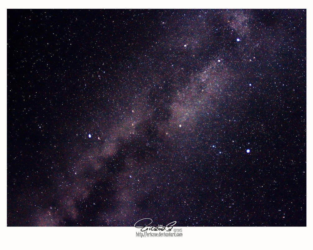 Milkyway by ericzoe
