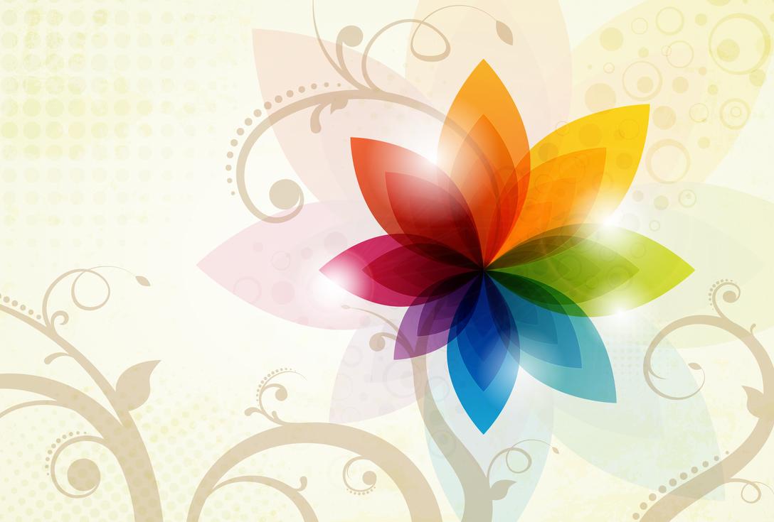 Art Background Designs : Floral background design by rjdezigns on deviantart