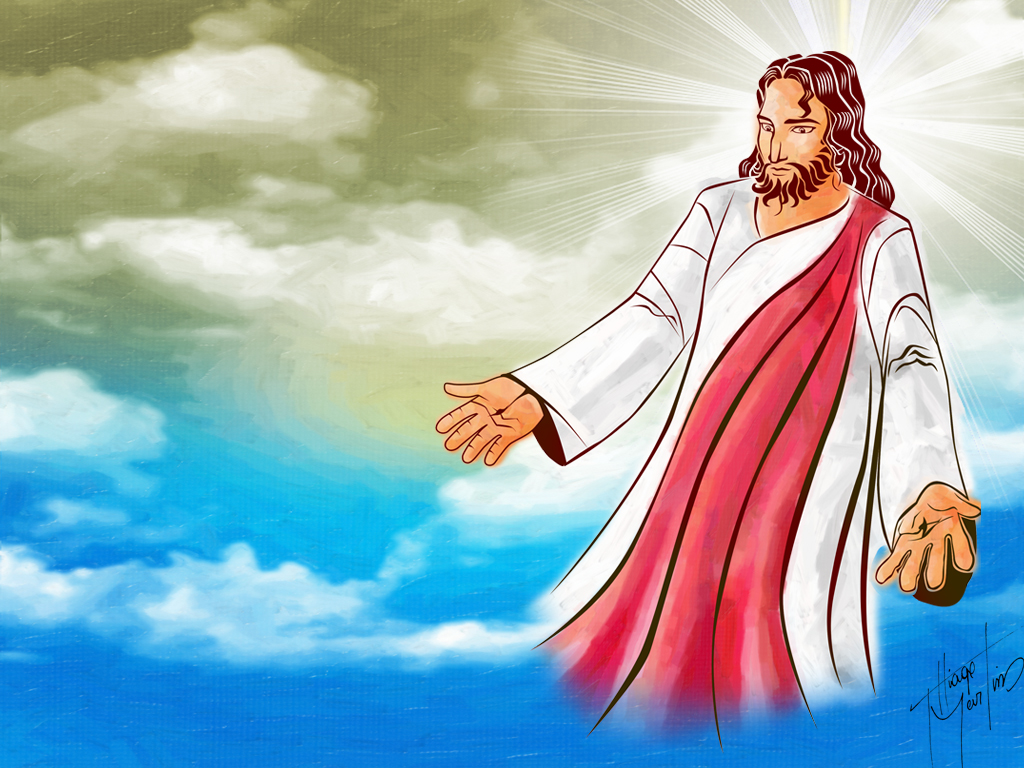 Free Jesus Christ pictures and verse wallpapers, Free ...