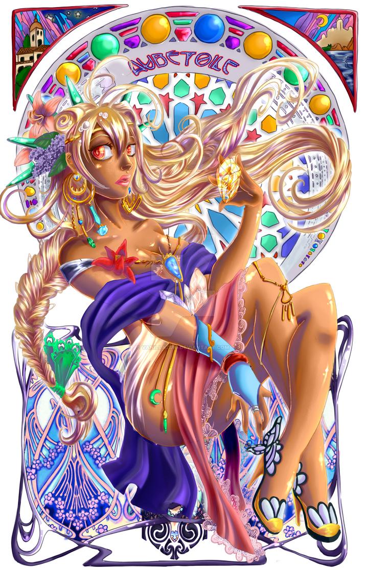 Pastel Dancer by Vanillazuki