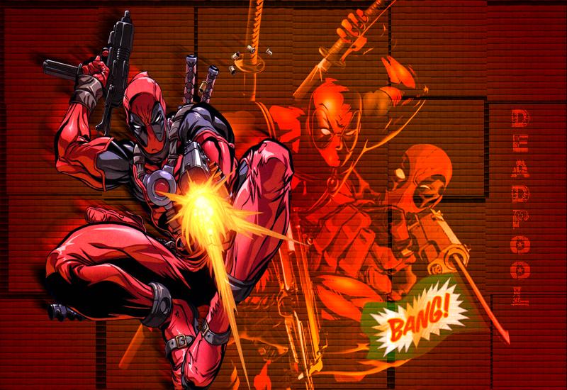 Deadpool Wallpaper By Phantomtree913 On Deviantart