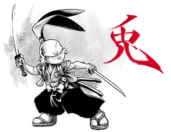 Usagi Yojimbo by Etbaal