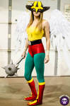 More Hawkgirl Cosplay!