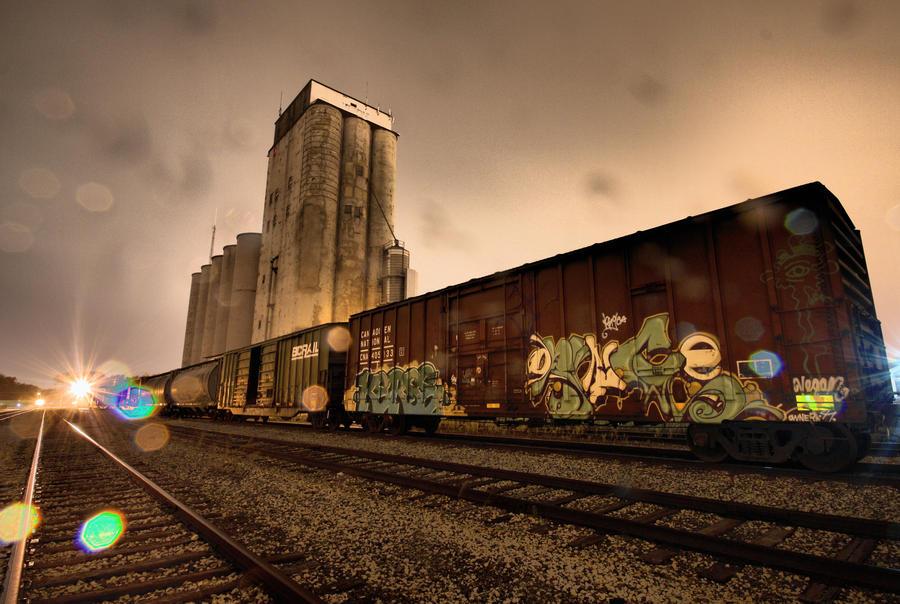 Ringe railcar by aRt2faKt