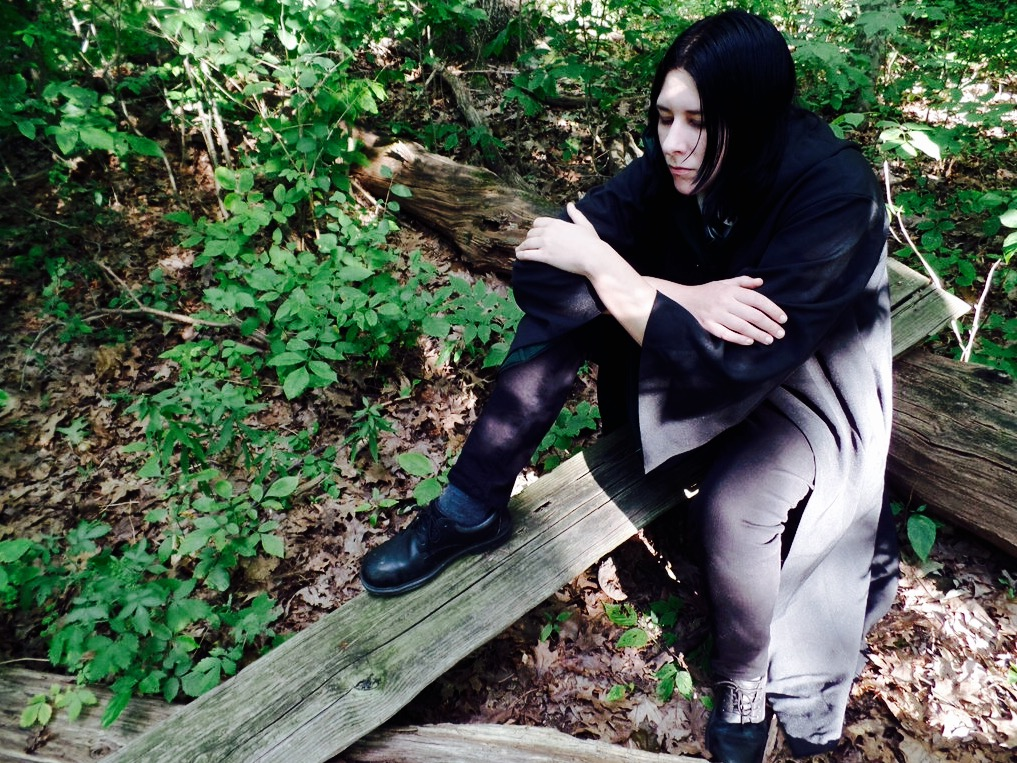 Snape in the woods by smdownunder