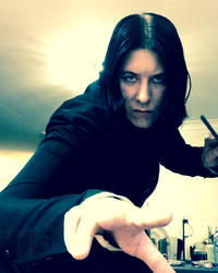 Snape Cosplay: Not too sure