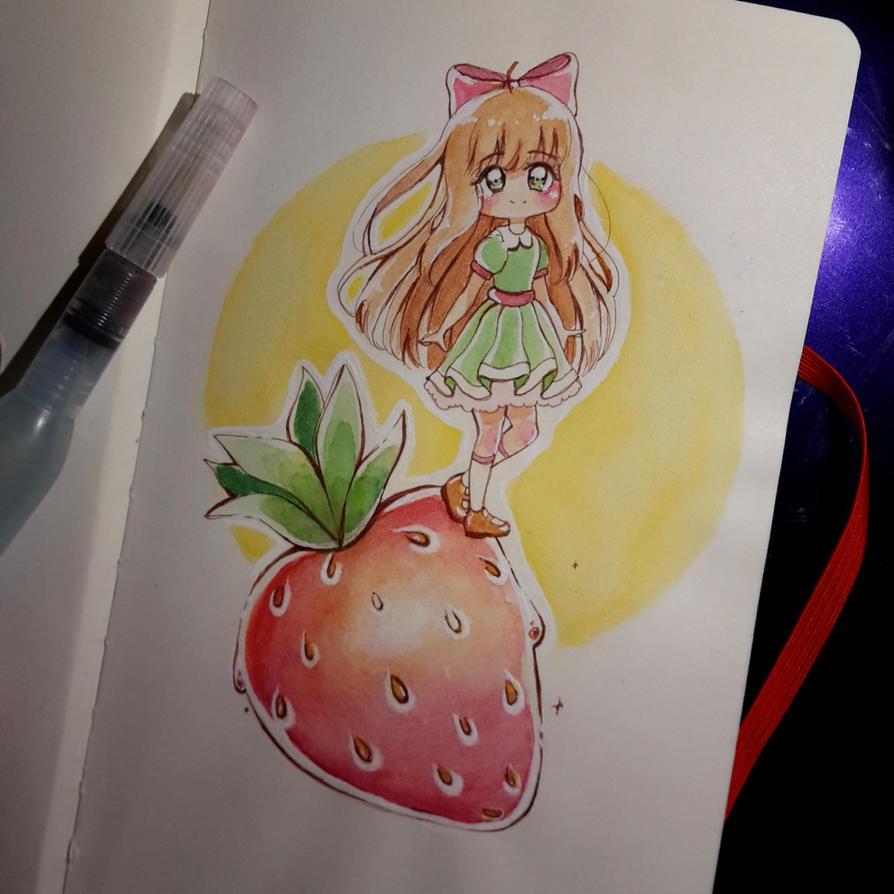 Fav' fruit by Yeikochin