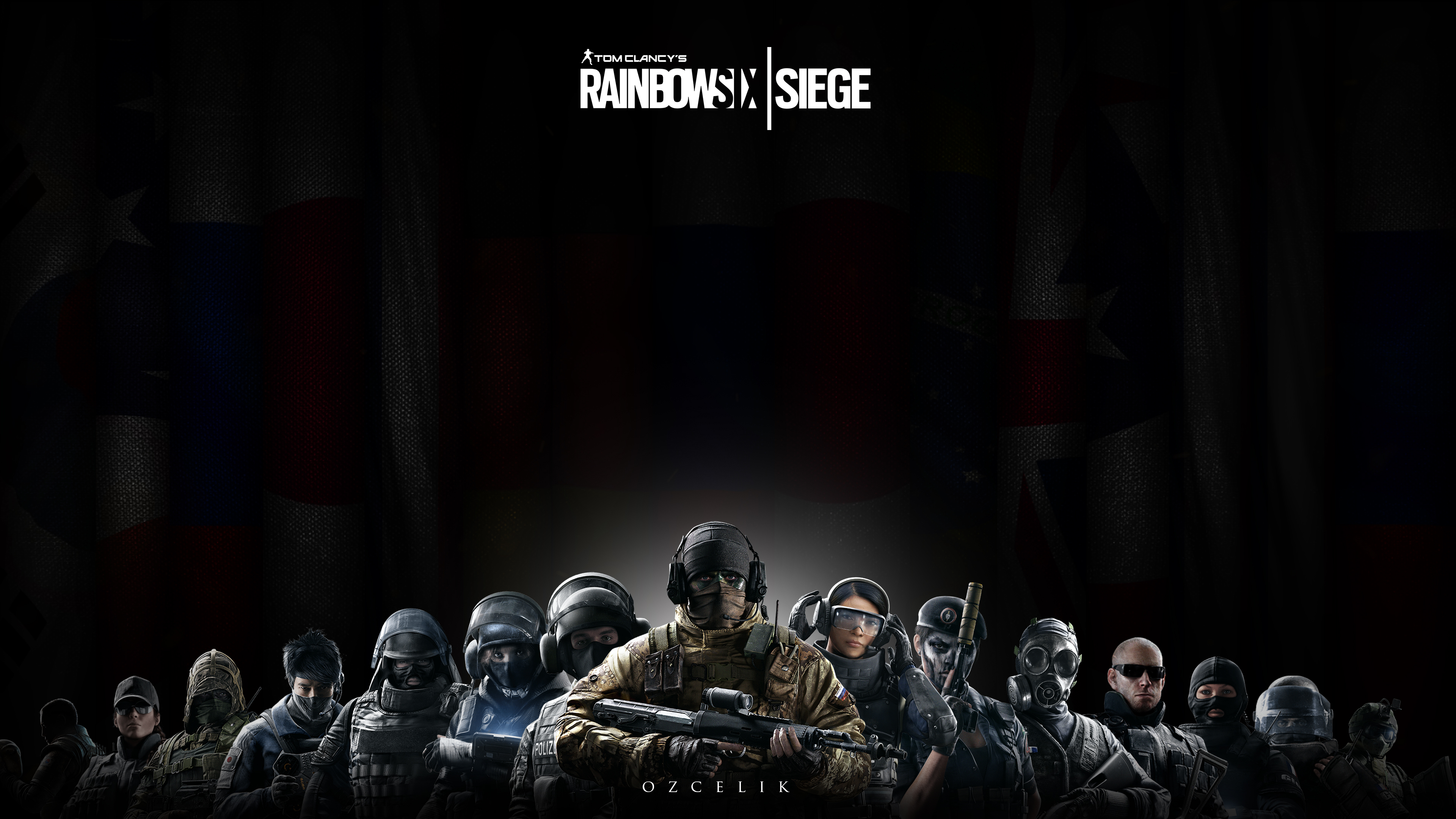 Rainbow Six Siege Wallpaper By Tunaozcelik On Deviantart