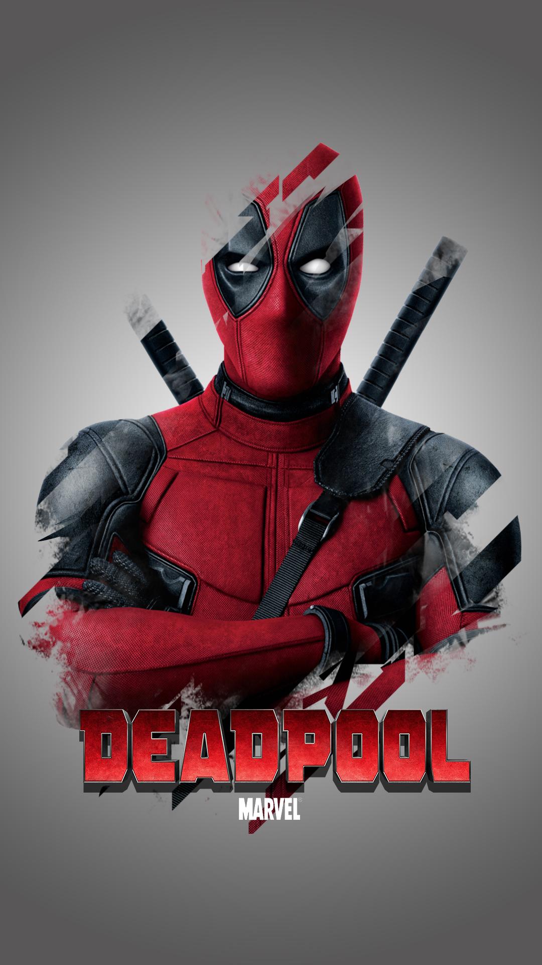 Deadpool Wallpaper Mobile By Tunaozcelik On Deviantart