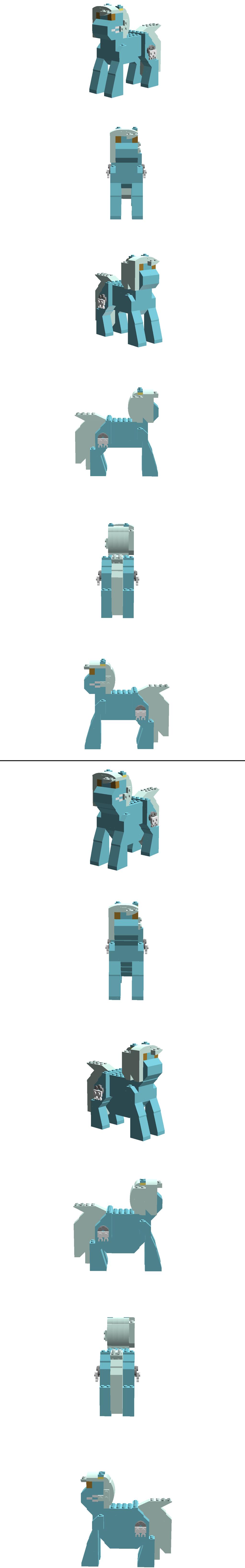 Lego Winter Gear by ThatRandomNerd