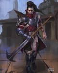 Elionis, Wolf General