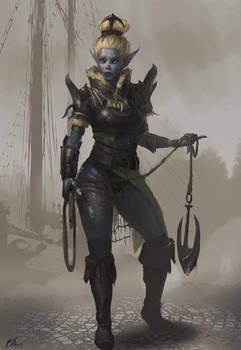 Sea-Elf Pirate