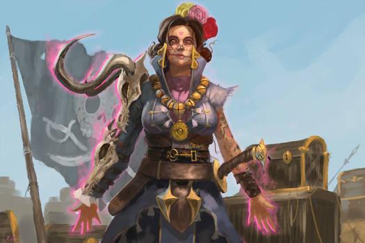 Pirata Muerta