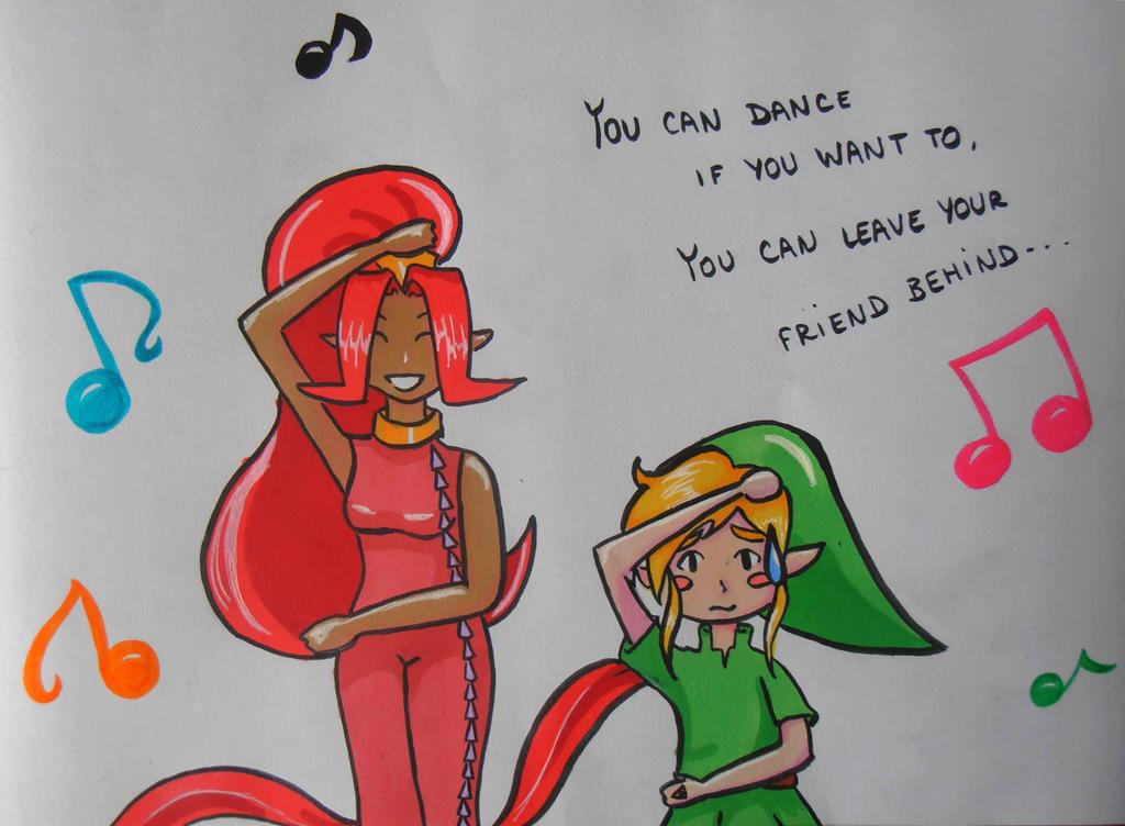Zelda-SafetyDance