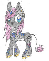 Ink Swirl non chibi edited design without outfit by royalshame