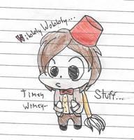 Wibbly Wobbly by royalshame